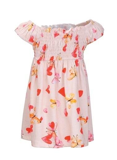 Zeyland Kalp Desenli Kalp Desenli Elbise (9ay-8yaş) Kalp Desenli Kalp Desenli Elbise (9ay-8yaş) Renkli